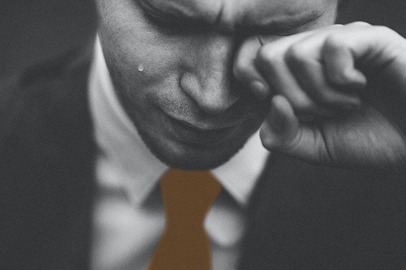 sad man adrienne-kirk-pregnancy-bereavement-help